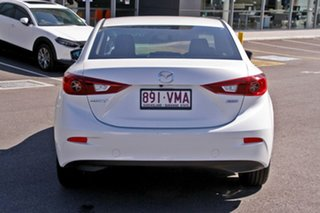 2014 Mazda 3 BM5278 Touring SKYACTIV-Drive White 6 Speed Sports Automatic Sedan