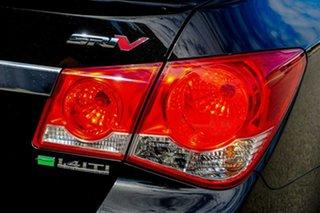 2011 Holden Cruze JH Series II MY11 SRi-V Black/Grey 6 Speed Sports Automatic Sedan