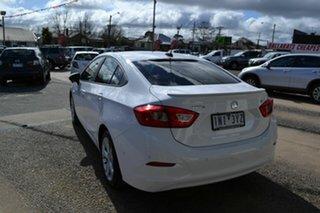 2018 Holden Astra BL MY18 LT White 6 Speed Automatic Sedan.