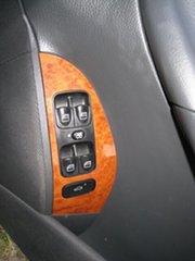 2003 Mercedes-Benz CLK240 C209 Elegance Black 5 Speed Auto Touchshift Coupe