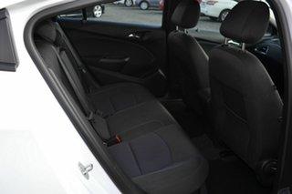 2018 Holden Astra BL MY18 LT White 6 Speed Automatic Sedan