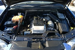 2004 Ford Territory SX TX (4x4) Blue 4 Speed Auto Seq Sportshift Wagon
