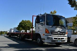 2008 Hino 500 FD8J 3 Car Carrier Tow Truck Car Transporters 7.7l 4x2