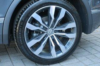 2020 Volkswagen Tiguan 5N MY20 162TSI DSG 4MOTION Highline Grey 7 Speed Sports Automatic Dual Clutch.