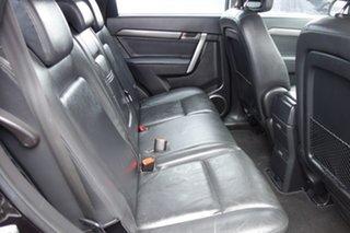 2009 Holden Captiva CG MY09 LX AWD Black 5 Speed Automatic Wagon