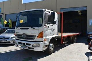 2008 Hino 500 FD8J 3 Car Carrier Tow Truck Car Transporters 7.7l 4x2.