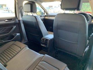 2020 Volkswagen Passat 3C (B8) MY20 140TSI DSG Business Grey 7 Speed Sports Automatic Dual Clutch