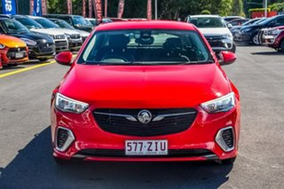 2018 Holden Commodore ZB MY18 RS Liftback Red 9 Speed Sports Automatic Liftback