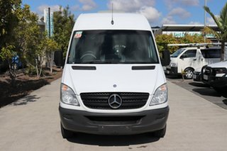 2011 Mercedes-Benz Sprinter NCV3 MY11 316CDI High Roof White Automatic Van.