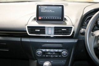 2016 Mazda 3 BM MY15 SP25 Grey 6 Speed Automatic Hatchback