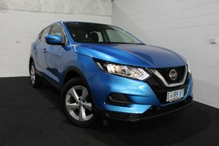 2018 Nissan Qashqai J11 Series 2 ST X-tronic Blue 1 Speed Constant Variable Wagon.