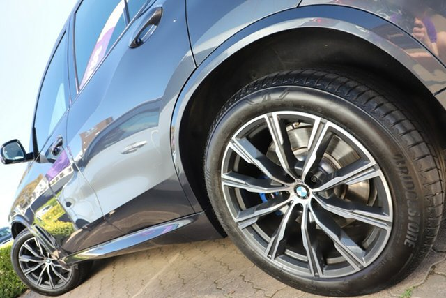 Used BMW X5 G05 MY19 xDrive 30d M Sport (5 Seat), 2019 BMW X5 G05 MY19 xDrive 30d M Sport (5 Seat) Grey 8 Speed Auto Dual Clutch Wagon