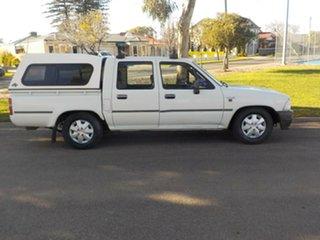 1993 Toyota Hilux RN85R DX 4x2 4 Speed Automatic Utility.