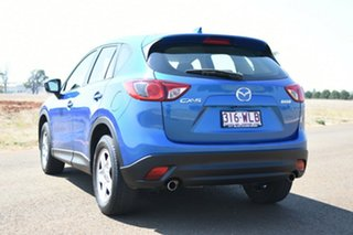 2012 Mazda CX-5 Maxx (4x2) Blue 6 Speed Manual Wagon
