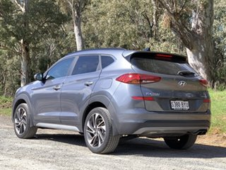 2019 Hyundai Tucson TL3 MY19 Highlander D-CT AWD Grey 7 Speed Sports Automatic Dual Clutch Wagon