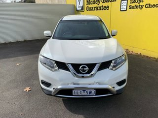2015 Nissan X-Trail T32 ST X-tronic 4WD White 7 Speed Constant Variable Wagon.