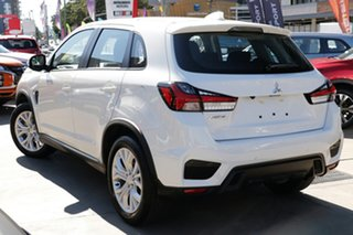 2020 Mitsubishi ASX XD MY20 ES 2WD ADAS White 1 Speed Constant Variable Wagon.