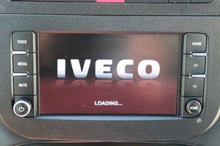 2018 Iveco Daily White Automatic Midi Coach