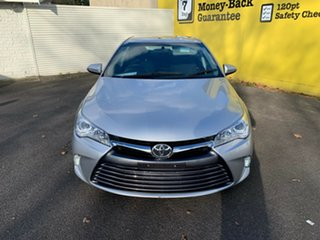 2015 Toyota Camry ASV50R Altise Silver 6 Speed Sports Automatic Sedan.