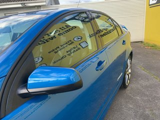 2015 Holden Commodore VF MY15 SS Storm Perfect Blue 6 Speed Sports Automatic Sedan