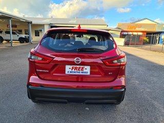2018 Nissan Qashqai J11 MY18 ST Red Automatic Wagon
