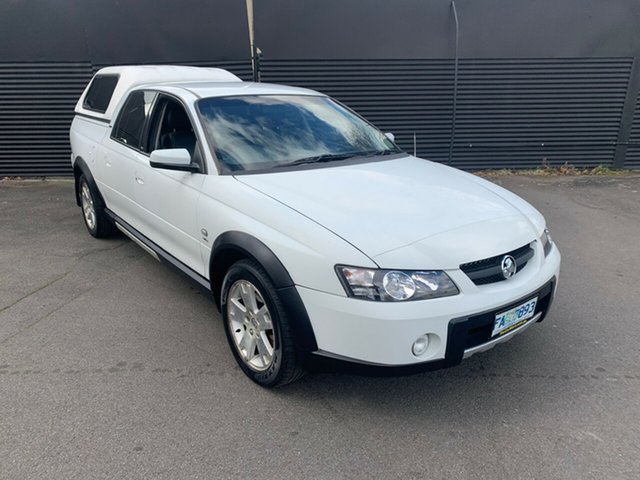 Used Holden Crewman VY II Cross 8, 2004 Holden Crewman VY II Cross 8 White 4 Speed Automatic Utility