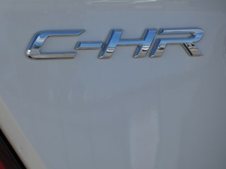 2019 Toyota C-HR ZYX10R Koba E-CVT 2WD Pearl White 7 Speed Constant Variable Wagon Hybrid