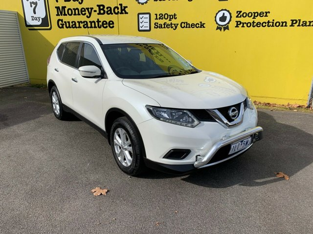 Used Nissan X-Trail T32 ST X-tronic 4WD, 2015 Nissan X-Trail T32 ST X-tronic 4WD White 7 Speed Constant Variable Wagon