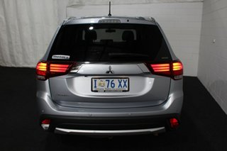 2015 Mitsubishi Outlander ZK MY16 LS 4WD Silver 6 Speed Constant Variable Wagon
