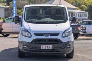 2016 Ford Transit Custom VN 290S Low Roof SWB White 6 Speed Manual Van.