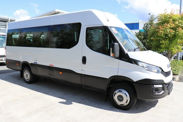 Used Iveco Daily  , 2018 Iveco Daily White Automatic Midi Coach
