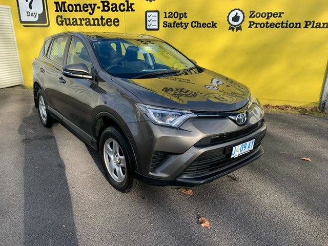 Used Toyota RAV4 ASA44R GX AWD, 2015 Toyota RAV4 ASA44R GX AWD Bronze 6 Speed Sports Automatic Wagon