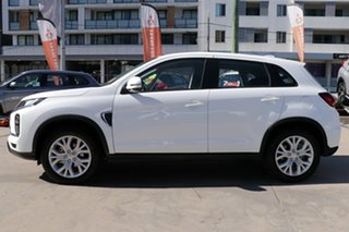 2020 Mitsubishi ASX XD MY20 ES 2WD ADAS White 1 Speed Constant Variable Wagon