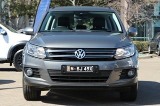 2013 Volkswagen Tiguan 5NC MY13 103 TDI Grey 7 Speed Auto Direct Shift Wagon