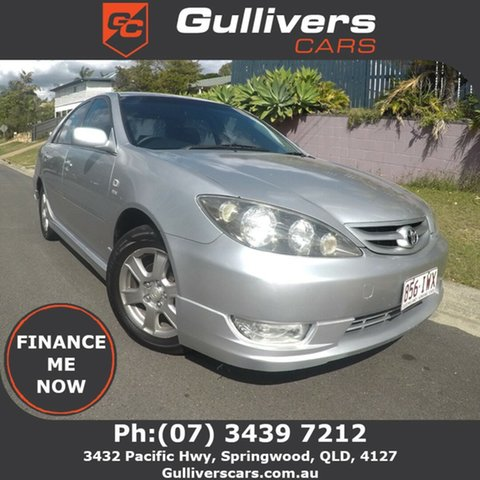 Used Toyota Camry  Sportivo, 2005 Toyota Camry Sportivo Silver Auto Active Select Sedan