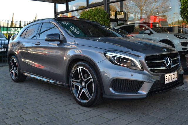 Used Mercedes-Benz GLA-Class X156 807MY GLA180 DCT, 2017 Mercedes-Benz GLA-Class X156 807MY GLA180 DCT Grey 7 Speed Sports Automatic Dual Clutch Wagon