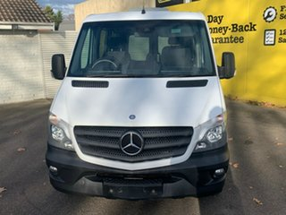 2015 Mercedes-Benz Sprinter NCV3 316CDI Low Roof MWB 7G-Tronic Transfer White 7 Speed.