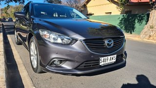 2012 Mazda 6 GJ1021 Touring SKYACTIV-Drive 6 Speed Sports Automatic Wagon.