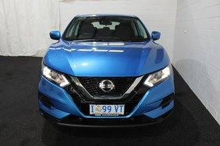 2018 Nissan Qashqai J11 Series 2 ST X-tronic Blue 1 Speed Constant Variable Wagon