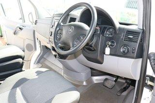 2011 Mercedes-Benz Sprinter NCV3 MY11 316CDI High Roof White Automatic Van