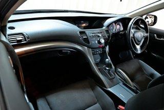 2010 Honda Accord Euro CU MY10 Silver 5 Speed Automatic Sedan