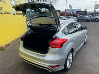 2016 Ford Focus LZ Sport Silver 6 Speed Automatic Hatchback