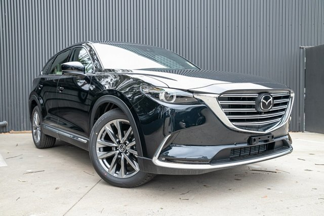 New Mazda CX-9 TC Azami SKYACTIV-Drive, 2020 Mazda CX-9 TC Azami SKYACTIV-Drive Jet Black 6 Speed Sports Automatic Wagon