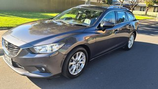 2012 Mazda 6 GJ1021 Touring SKYACTIV-Drive 6 Speed Sports Automatic Wagon