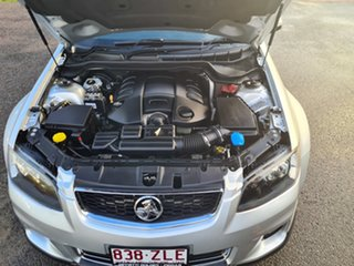 2013 Holden Commodore VE SSZ Nitrate Silver 6 Speed Manual Utility