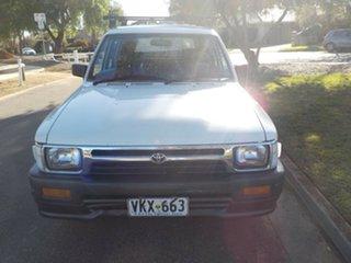 1993 Toyota Hilux RN85R DX 4x2 4 Speed Automatic Utility