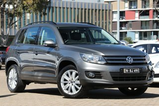 2013 Volkswagen Tiguan 5NC MY13 103 TDI Grey 7 Speed Auto Direct Shift Wagon.