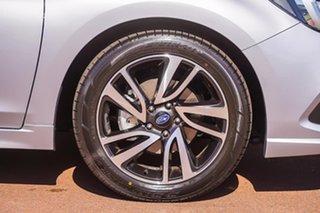 2020 Subaru Liberty 6GEN 2.5I Silver Constant Variable