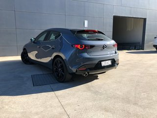 2020 Mazda 3 BP2HL6 G25 SKYACTIV-MT Astina Polymetal Grey 6 Speed Manual Hatchback