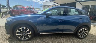 2019 Mazda CX-3 AKARI Blue 6 Speed Automatic Wagon.